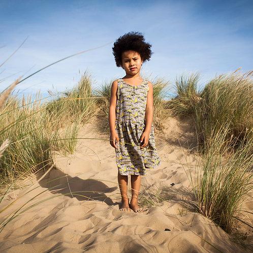 Childrens Jersey Pocket Dresses