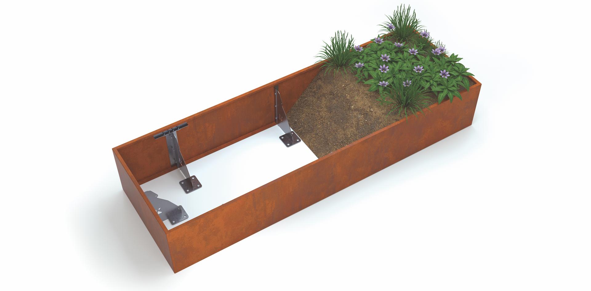 Boxx Series Planter System
