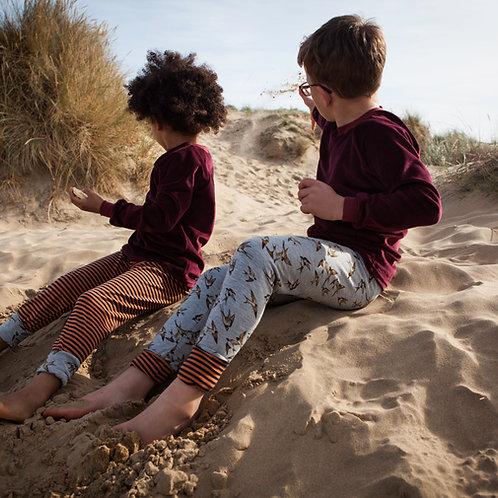 Children Reversible  Leggings