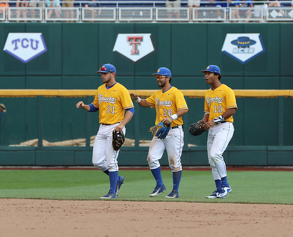 Billy Fredrick UCSB College World Series win vs Miami