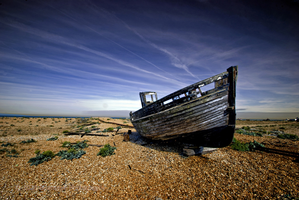 Dungeness boat