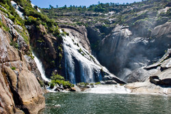 Ezaro falls Galicia