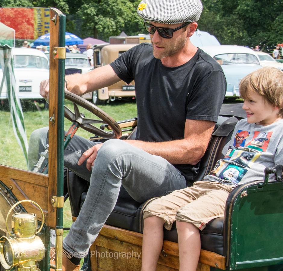 Veteran Car dad