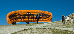 Physical Lifestyle- paragliding