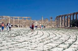 Roman Ruins at Amman