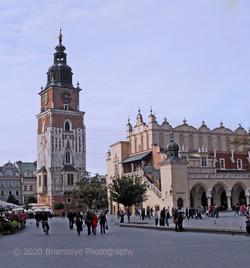 Krackow city centre