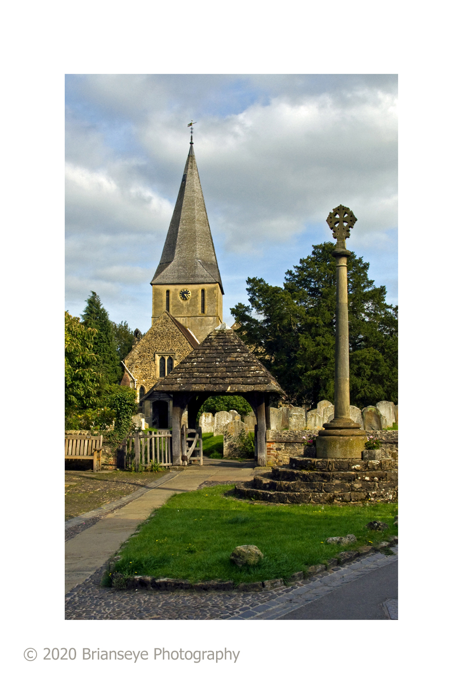 Shere Church-sm card 2