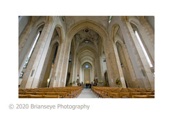 Guildford Cathedral 2  - sm card