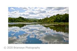 31. Burton Mill Pond-1- West Sussex-card