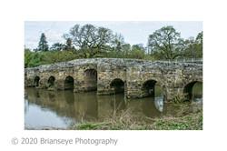 14. Stopham Bridge-1-card