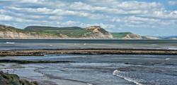 Golden Cap from Lyme Regis