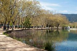 Banyoles Lake