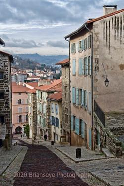 Le Puy-en-Velay France