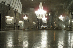 Wieliczka salt mine Krackow