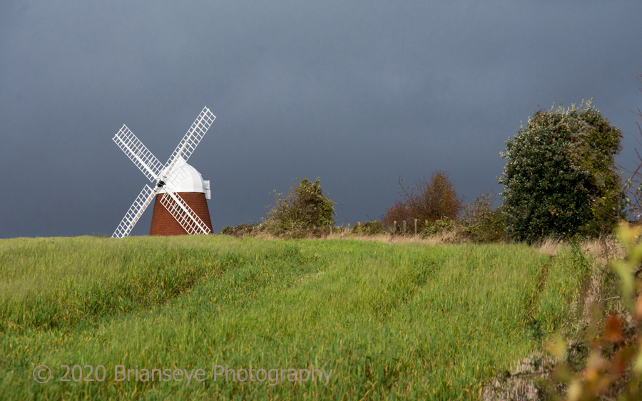Halnaker Windmill near Chichester