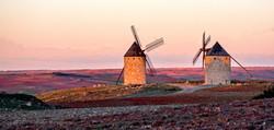 Belmonte - Quixote windmills