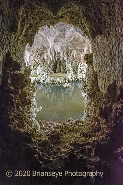 Grotto at Painshill Park