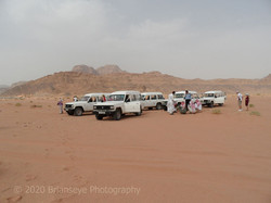 Travel Lifestyle - in the desert