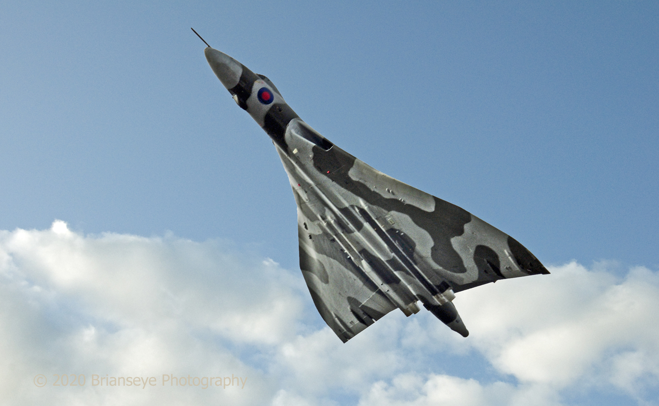 The iconic Vulcan