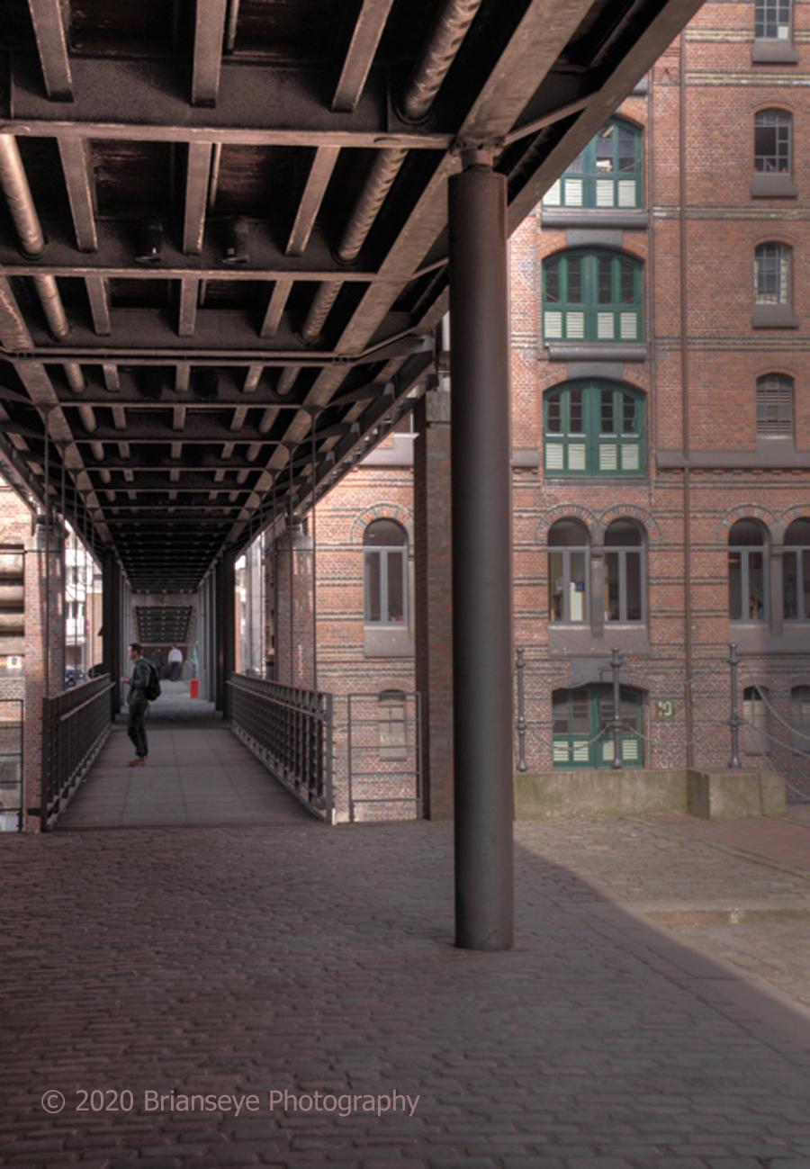 Old Hamburg docks