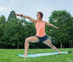 Silvia-Yoga pose