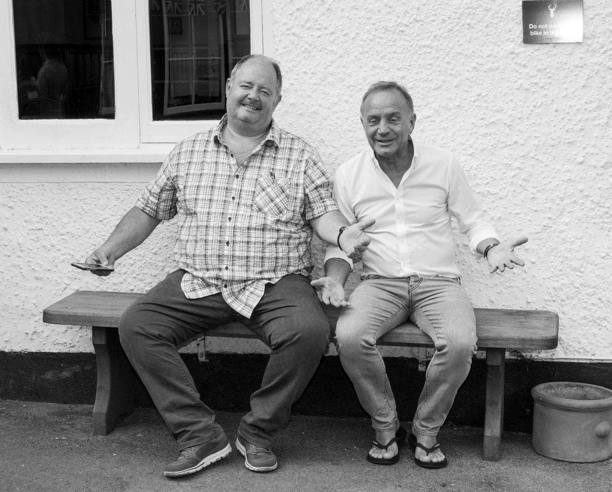 Lorenzo and Roberto