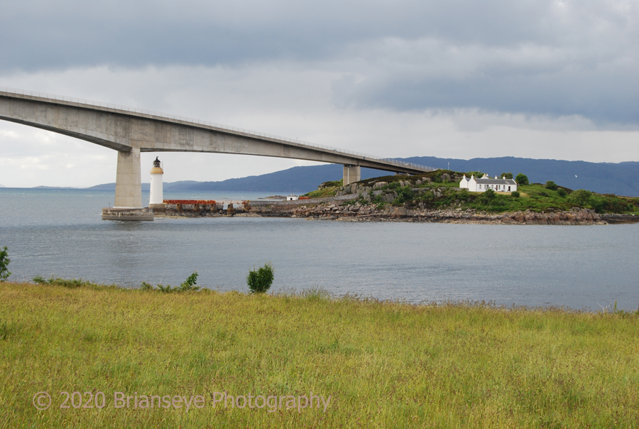 The Skye road bridge