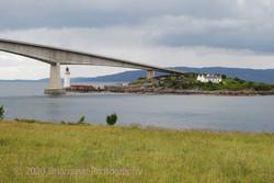 The Skye road bridge