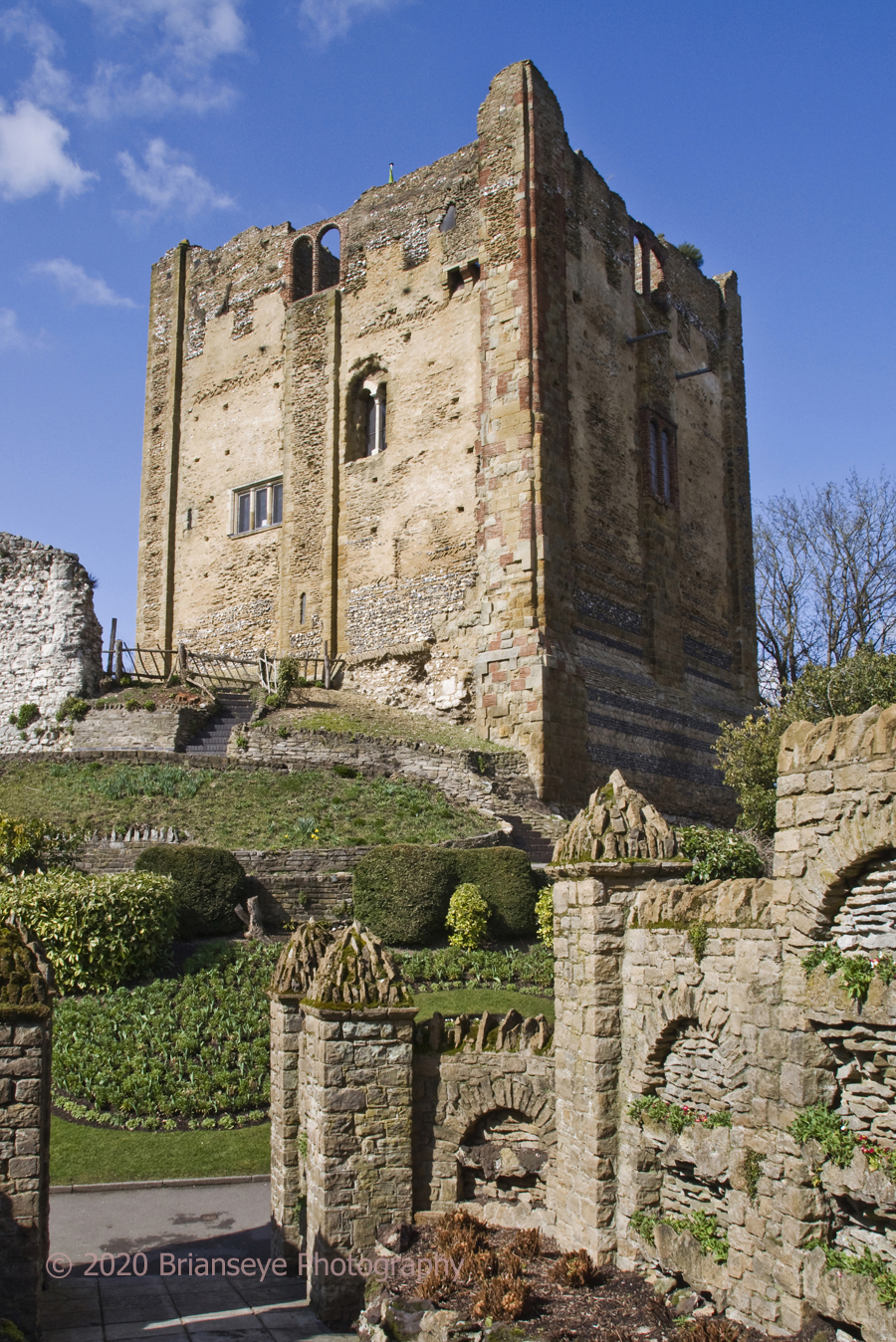 Guildford Castle Keep