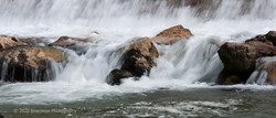 Falls on river Arize