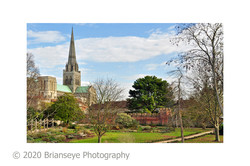 29. Chichester Cathedral - Card