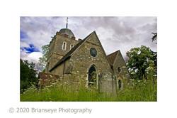 Albury Park Church-sm card