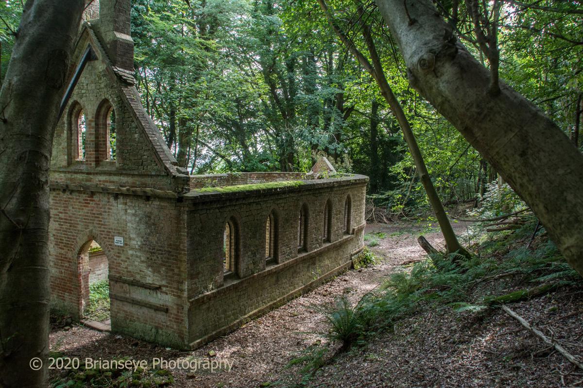 Bedham chapel