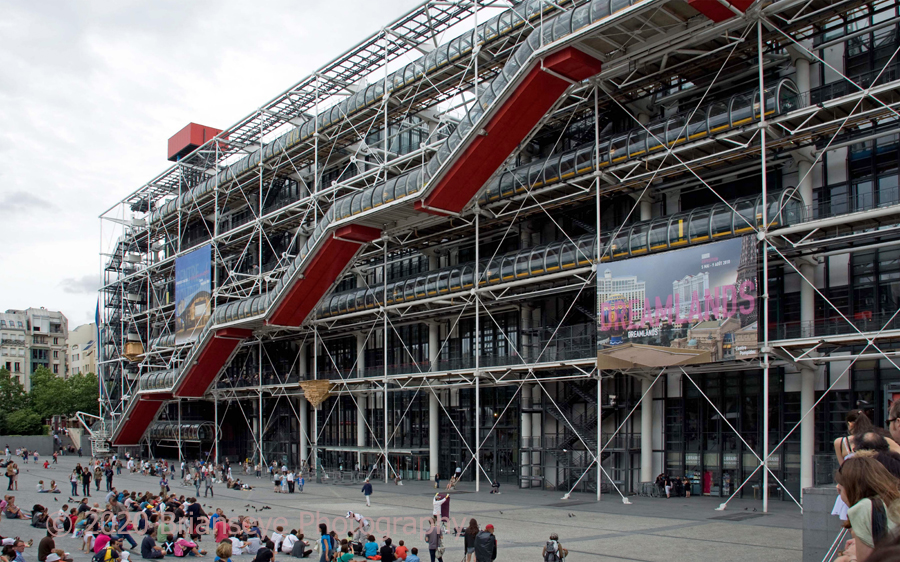 Pompidou Centre Paris