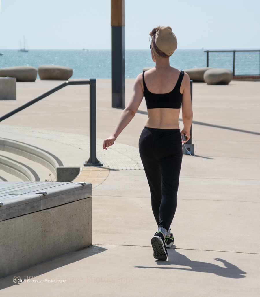 Physical Lifestyle- power walking