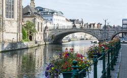 Ghent  - riverside