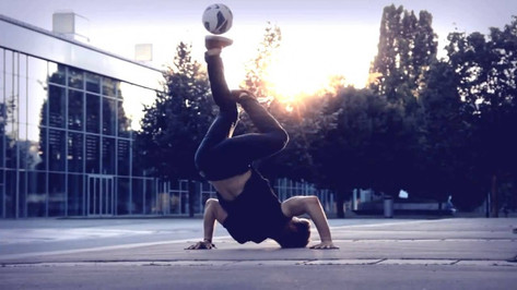 FOOT FREESTYLE