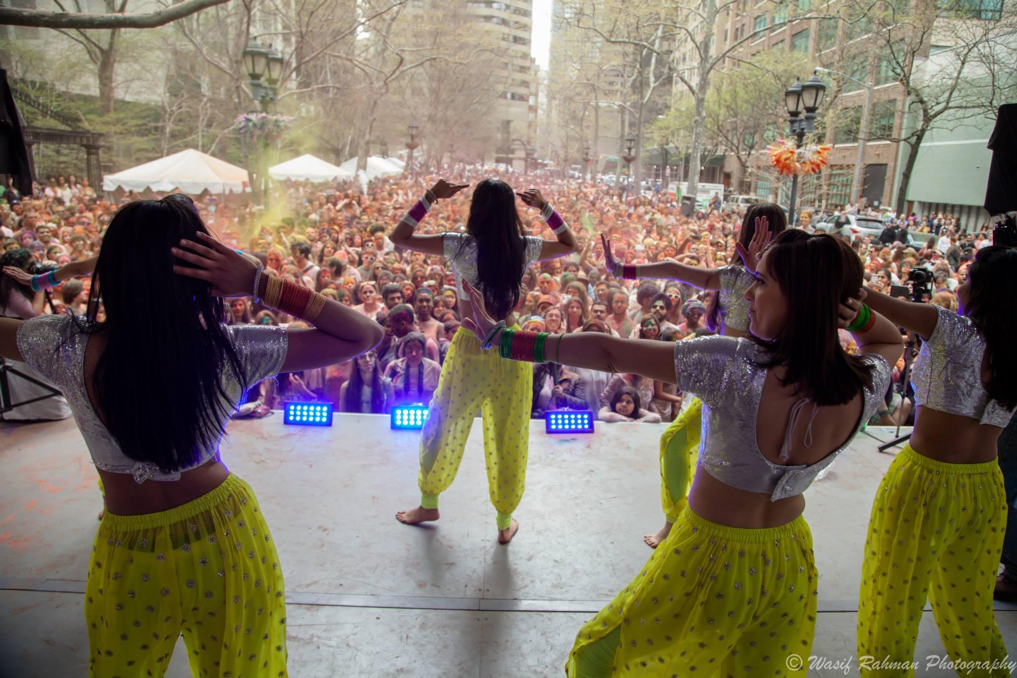 Bollywood Filmy Dance | Holi NYC