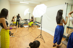 Bollywood Dance: Behind the scenes