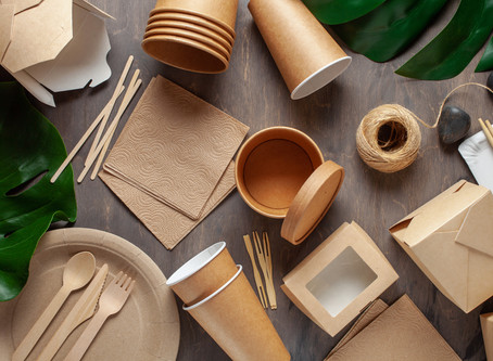 Make Way for Eco-friendly and Appetizing Tableware