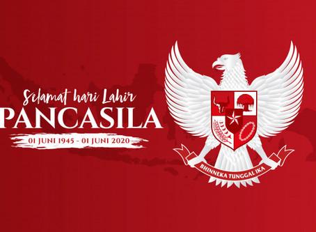 Sejarah Hari lahir Pancasila yang diperingati setiap 1 Juni