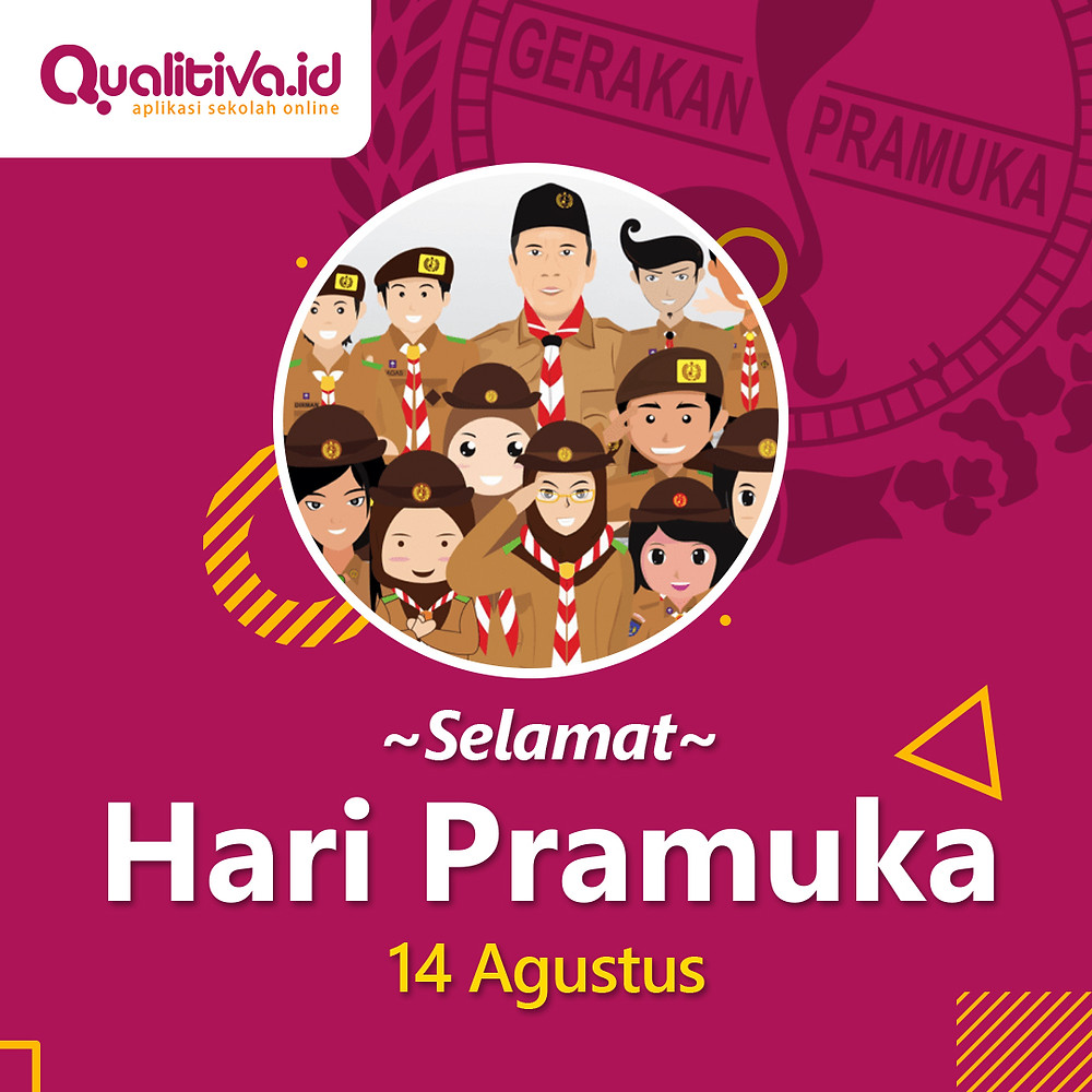 Lambang Pramuka Indonesia Diciptakan Oleh