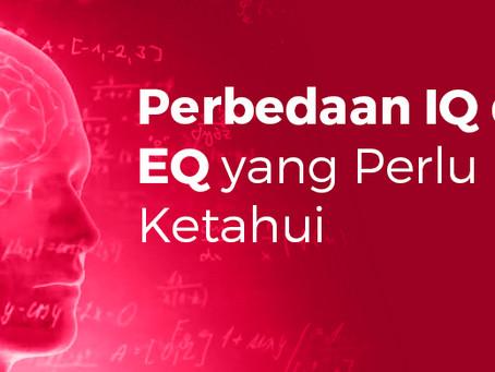 Perbedaan IQ dan EQ yang Perlu Kita Ketahui