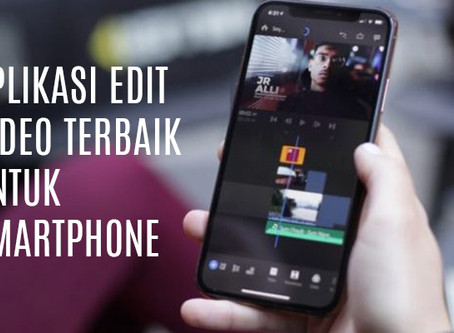 Aplikasi Edit Video Terbaik untuk Sekolah Online dari Smartphone