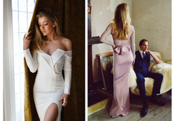 Charlotte Curness Prom Lookbook