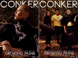 Conker Growing Pains: Cover Shoot