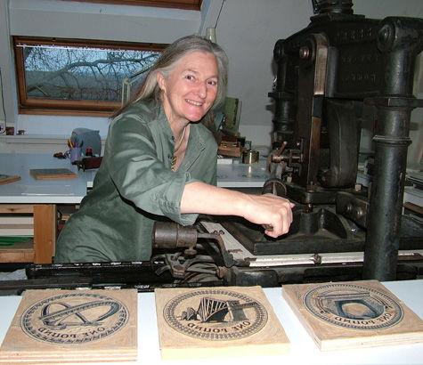 Aberystwyth Printmakers Talk