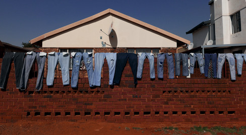 Thirteen Pairs of Jeans