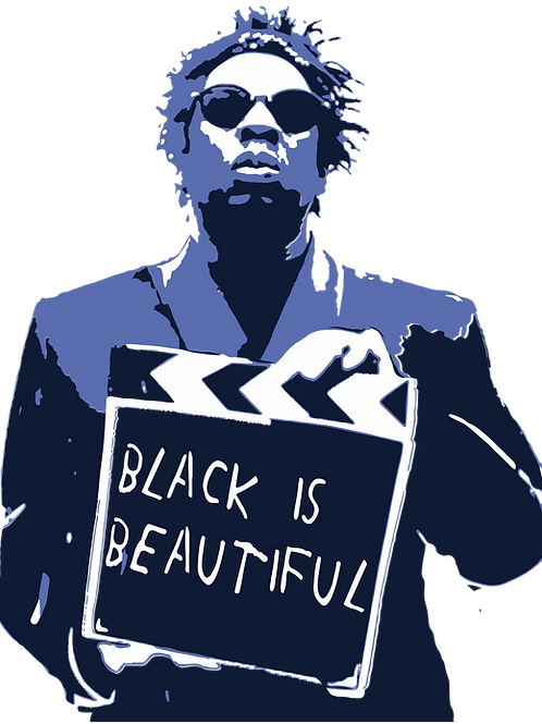 Black is Beautiful Sticker