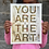 Thumbnail: YOU ARE THE ART